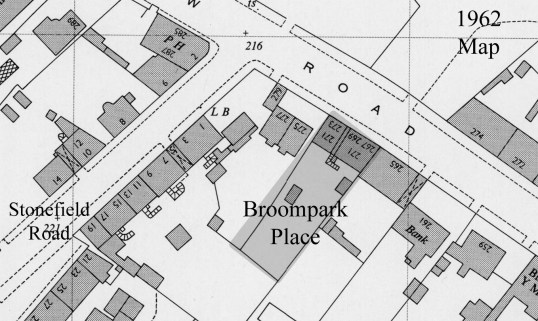 1962 Broompark zoned
