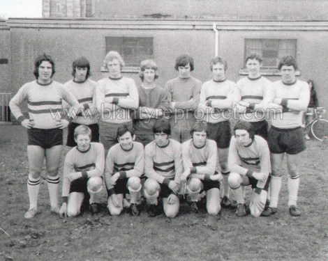 1967 Blantyre CC Football Team wm