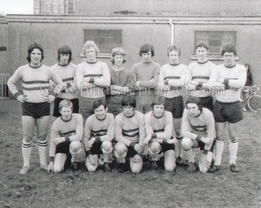 1967 Blantyre CC Football Team wm