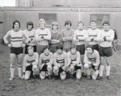 1967 Blantyre CC Football Team
