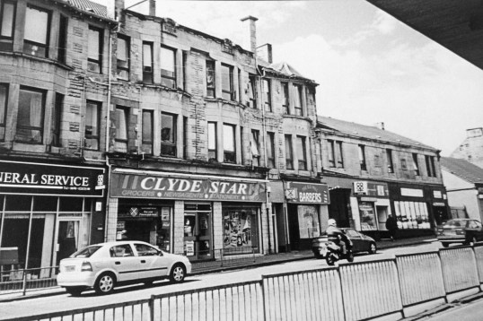 1990s clyde star blantyre project