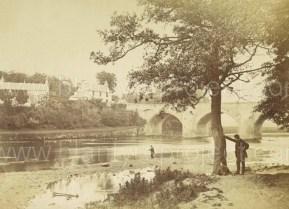 1880s Bothwell Bridge by J McGhie