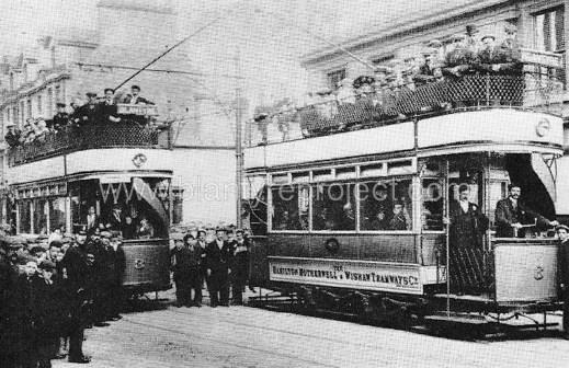 1903 opening day 22nd July wm