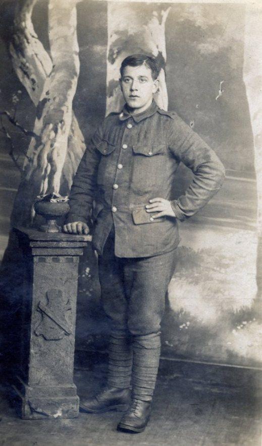 1918 Norman Scott died