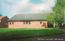 2000 New Church Hall (cons 1989)