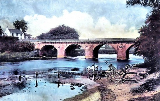 1890s bothwell bridge wm