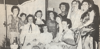 1978 Old Parish Church Festival Group