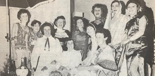 1978 Old Parish Church Festival Group