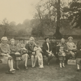 1965 Blantyre Old Outing to Livingstone Memorial