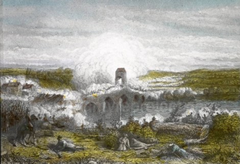 1679 Battle Bothwell Bridge wm
