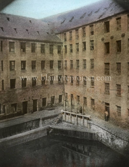 1875 Blantyre Works Mills wm