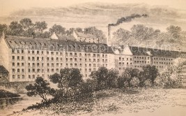 1890s Blantyre Works Mills