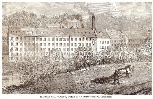 1890s Blantyre Works wm