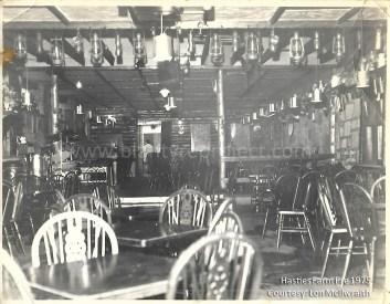 1970 Interior Hastie's Farm