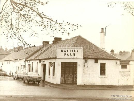 1977 Hasties Farm across Victoria Street wm