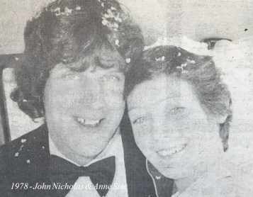 1978 John Nicolas & Anne Sim