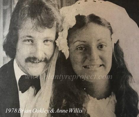 1978 Brian Oakley & Anne Willis wm