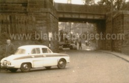 1960 Hunthill Road Railway Bridge