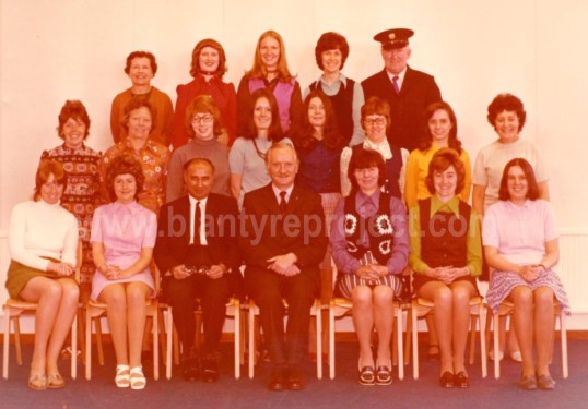 1973 High Blantyre Primary staff wm