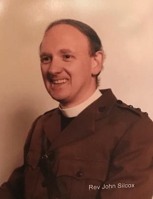 1977 Rev John R Silcox