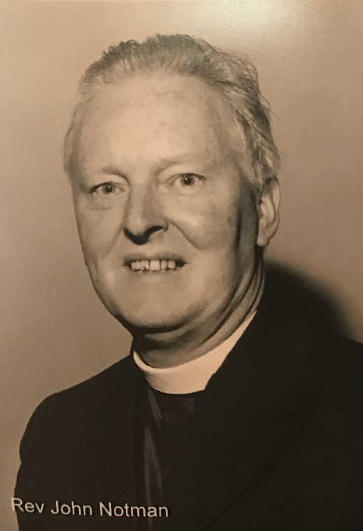 Rev John Notman Old Parish
