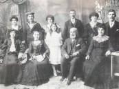 1900 George Pattersons Ancestors
