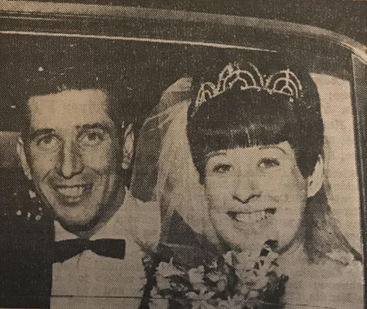 1967 Moria Dunsmore & William Clarke