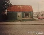 1980s Hannah's Shop, corner Russell St (Hamilton)