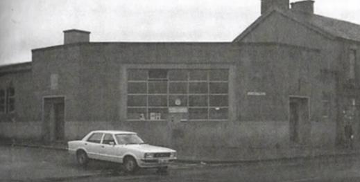 1972 Post Office