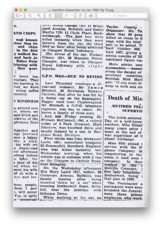 William McConnell news article 2