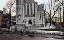 1904 Livingstone Memorial Church Entrance