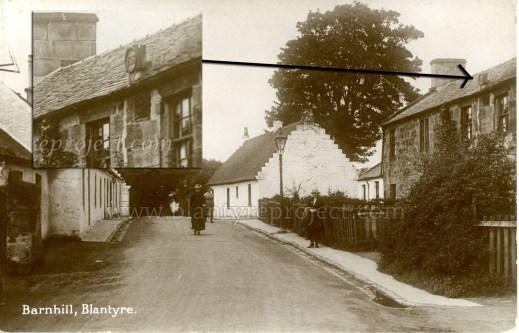1915-broompark-road-postcard-with-aggie-bain copy