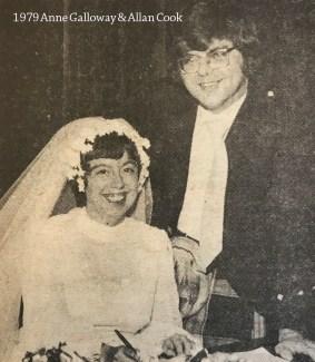 1979 Anne Galloway & Allan Cook