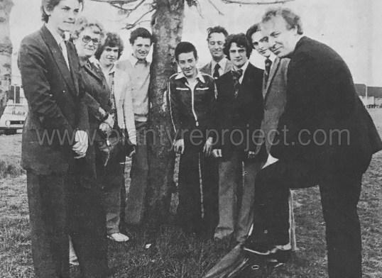1979 Blantyre High Pupils wm