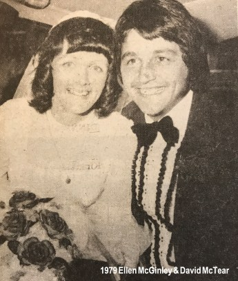 1979 Ellen McGinley & David McTear