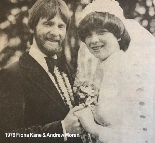 1979 Fiona Kane & Andrew Moran wm