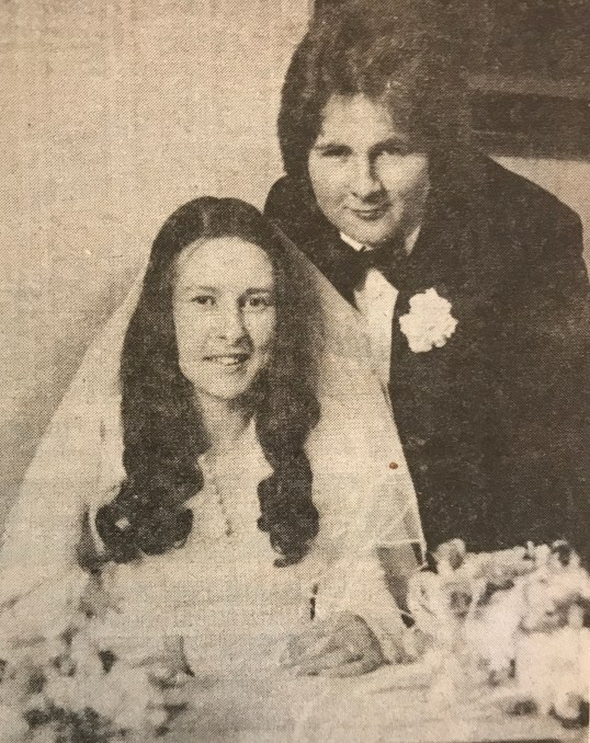 1979 Jane Elizabeth Little & Scott Pollock