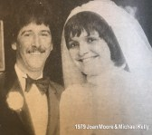 1979 Michael Kelly & Joan Moore