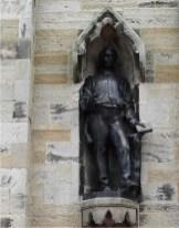 2018 Livingstone statue