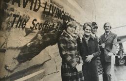 1979 Plane named Livingstone