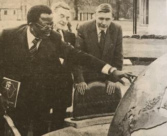 1979 EO Fowore, Charles Brownlie & Fred McDermid