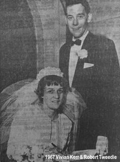 1967 Vivian Kerr & Robert Tweedie