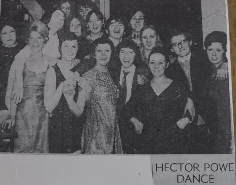 1970s Hector Powe Dance