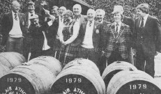 1979 Blantyre Bowling Club at Pitlochry