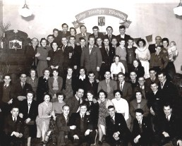 suporters at lodge