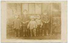 1910s Mystery Photo Blantyre children