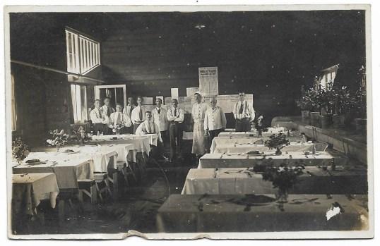 1918 ww1 hospital