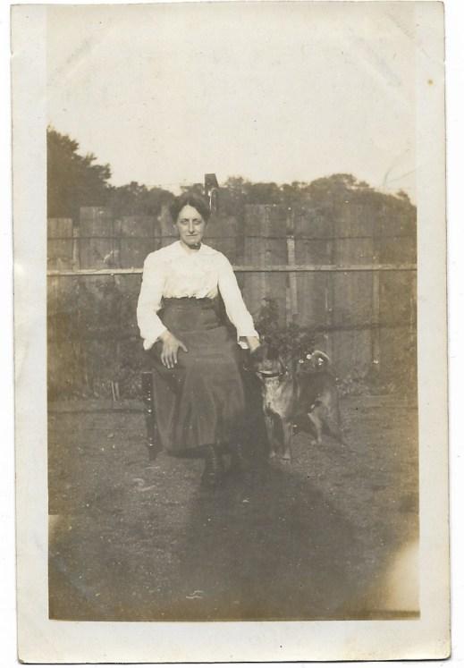 1920s Mystery lady
