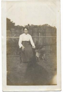 1920 Mystery Woman