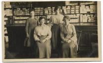 1930s Blantyre Co-op Shoe Department